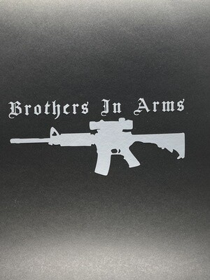 AP Brothers in Arms Decal