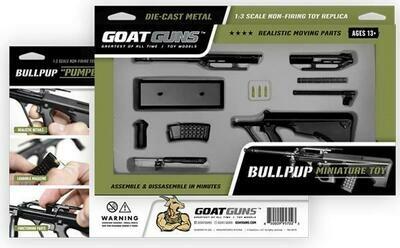 Bullpup Black Mini Goat Guns
