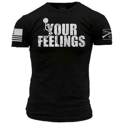 F* Your Feelings S/S Black