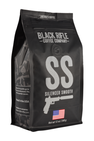 BRCC Silencer SmoothS whole bean 12oz