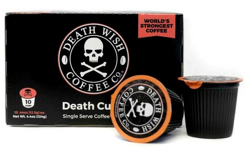 Death Wish Coffee K-Cups 10ct