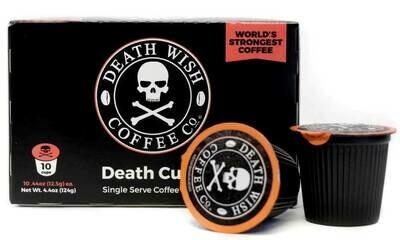 Death Wish Coffee K-Cups 10ct