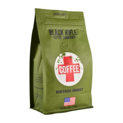 BRCC Coffee Saves Grounds 12oz