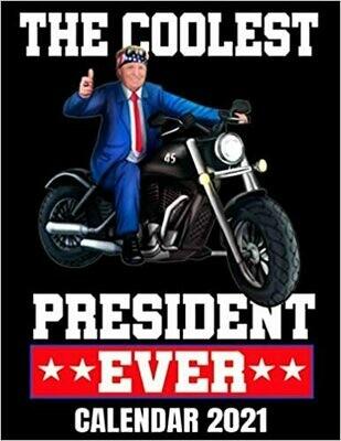 Trump 2021 Planner