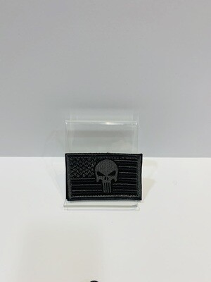 Punisher Patches Grey U.S