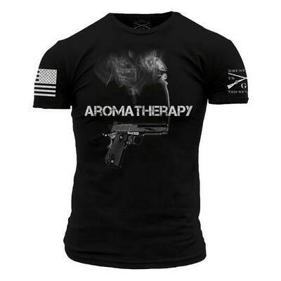 Aromatherapy S/S Black