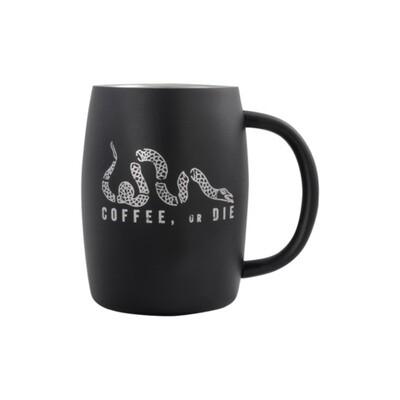 BRCC Black S/S Mug