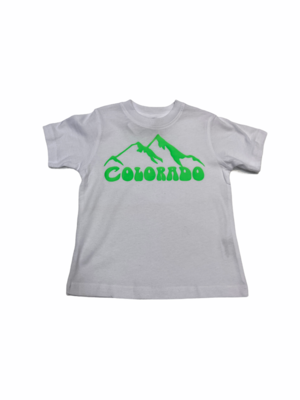 Green Colorado S/S Youth