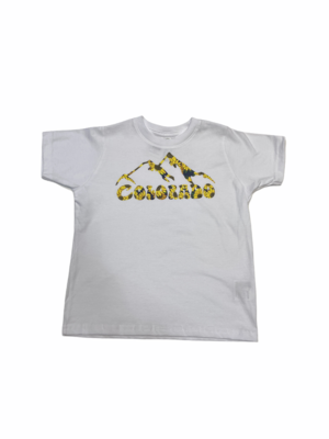 Sunflower Colorado S/S Youth