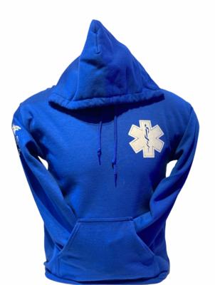EMS Hoodie Blue