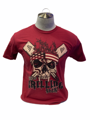 My Grilling Shirt Red S/S