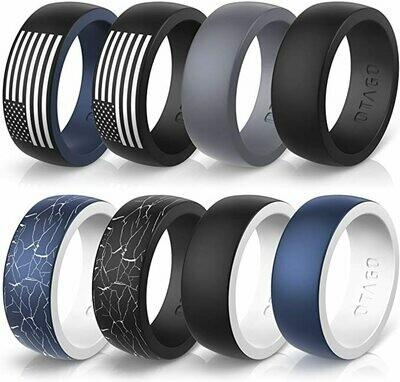 Rings Regular Silicone