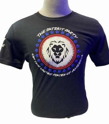 Patriot Party T-Shirt S/S