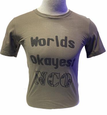 Worlds Okayest NCO