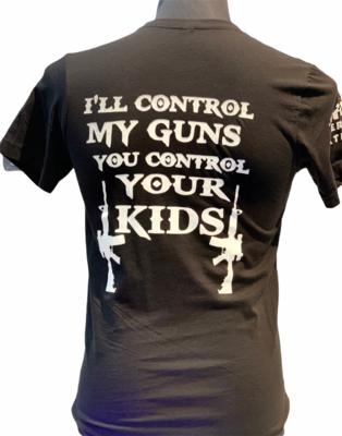 Control My Guns (Back)