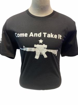 Come and Take It S/S Black