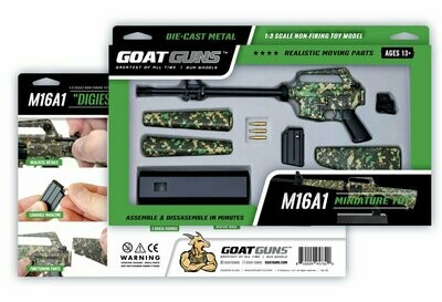 M16A1 Jungle Mini Goat Guns