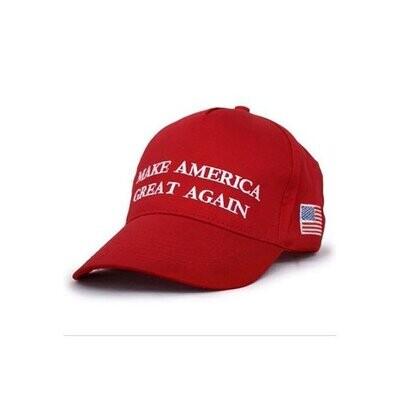 Trump Red MAGA Hat