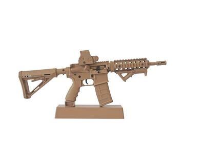 AR-15 Coyote Mini Goat Guns