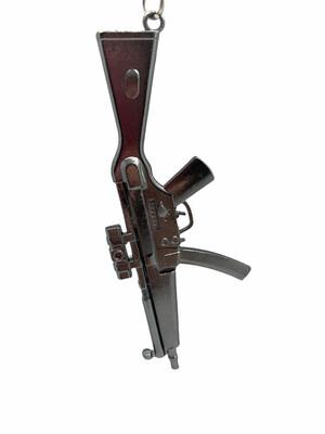 MP5 Rifle Key Chain