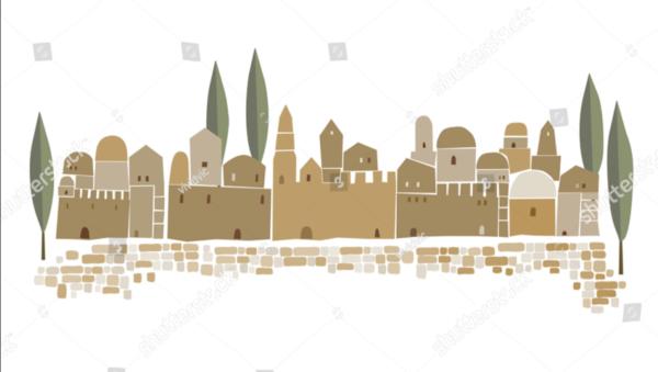 In and Around Jerusalem