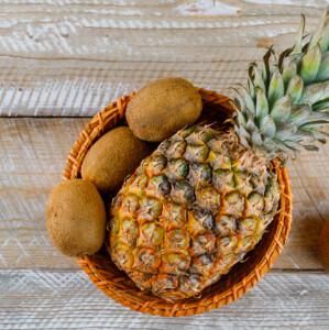 [Kiwi Ananas & Batida de Coco] Frucht-Balsamico