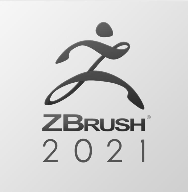 ZBrush 2021 Vollversion - Einzelbenutzerlizenz