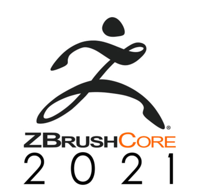 ZBrushCore 2021 Full version-Single user license; Vollversion-Einzelbenutzerlizenz