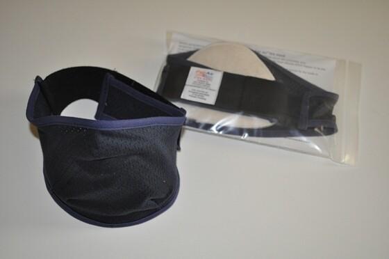 Navy/Navy Fire Mask Set