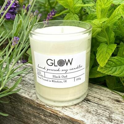 GLOW Natural Soy Wax Candle