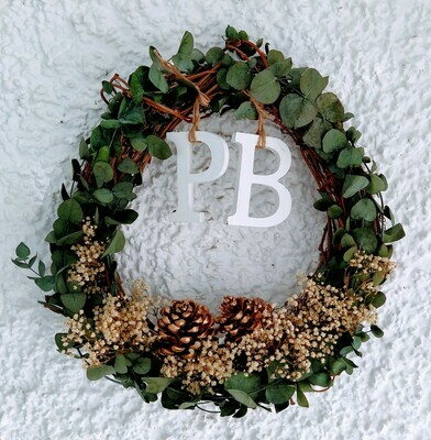 Corona Navidad Paniculata