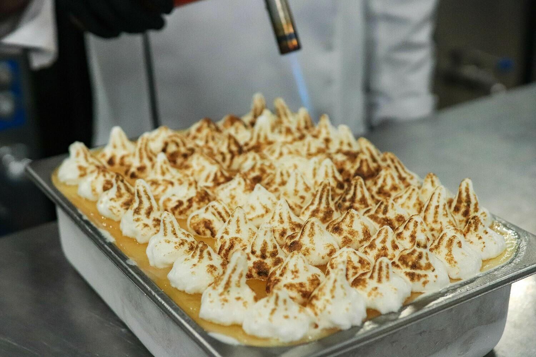 Gelat de Pastís de Lemon Pie