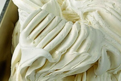 Gelat de Crema de Vainilla Bourbon de Madagascar