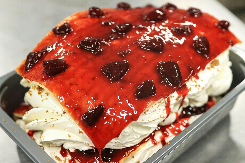 Gelat de pastís de CheeseCake