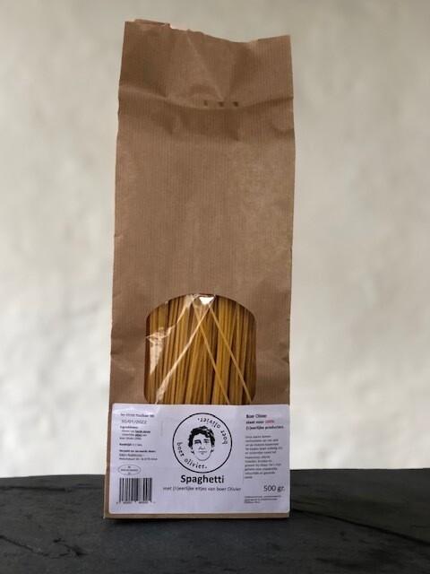 Droge voeding: Boer Olivier 3 zakjes pasta 500gr