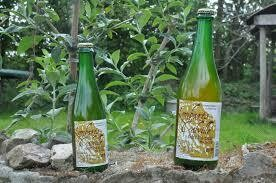 Drank: Lombarts Calville cider Maman Lili 37,5cl