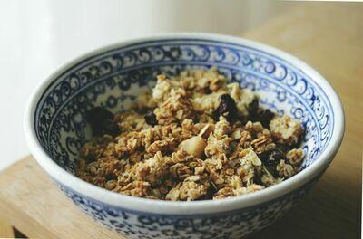Granola Toartien pecannoten en kokos