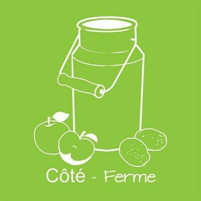 Zuivel: Côté-Ferme Tomme Cappeloise kaas (natuur/gerookt) 150gr