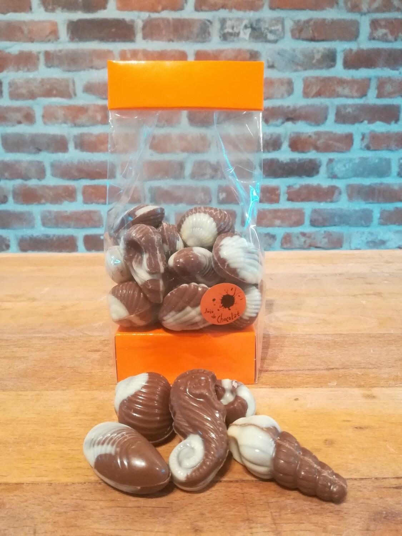 Droge voeding: Joie de Chocolat zeevruchten 225gr