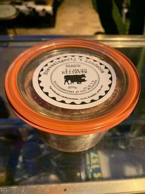 Vlees: Lindebos rillette