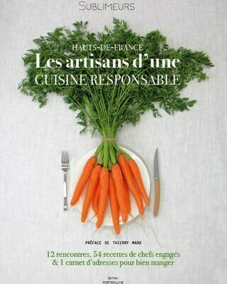 Boek: Hauts-De-France: Les artisans d'une cuisine responsable