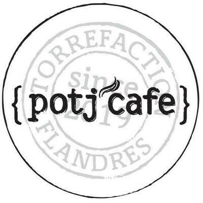 Drank: Potj' cafe koffie (5euro/250gr)