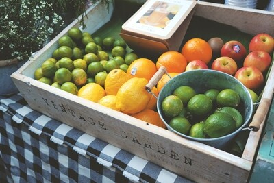 Fruit: Lincelam fruitpakket KLEIN