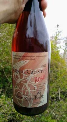 Drank: Klein Rijselhoek rosé natuurwijn 1fles