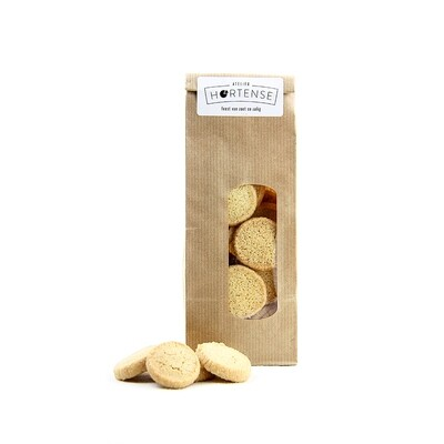 Droge voeding: Atelier Hortense zandkoekjes