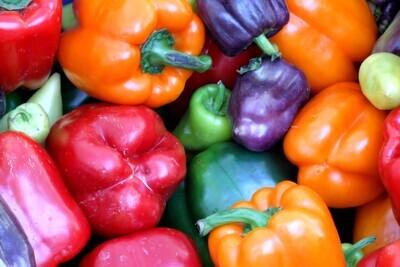Groenten: Oosthof 1 paprika