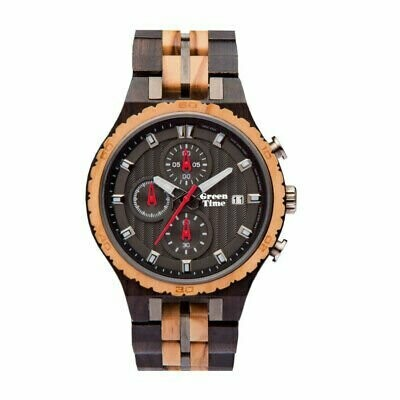 Orologio Green Time cronografo