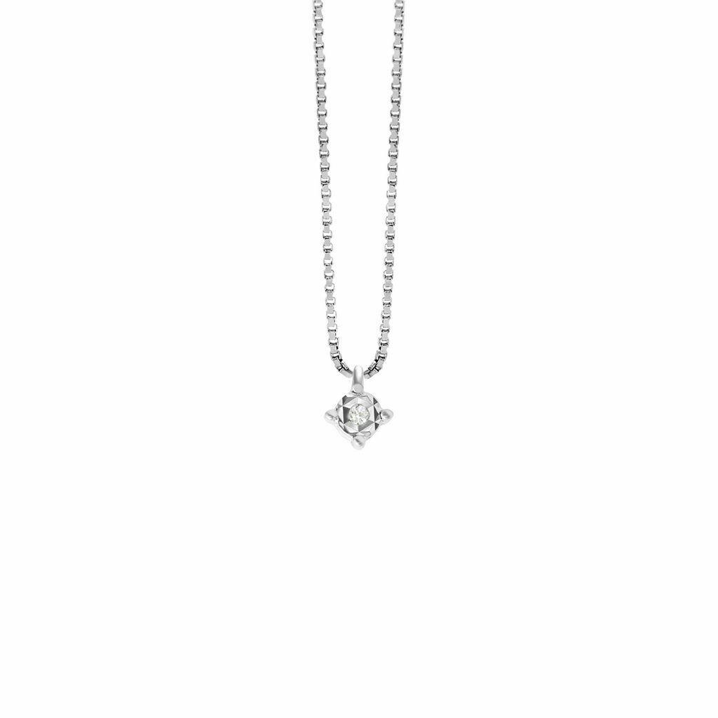 GIROCOLLO MOMENTI CLASSIC diamante KT 0.01