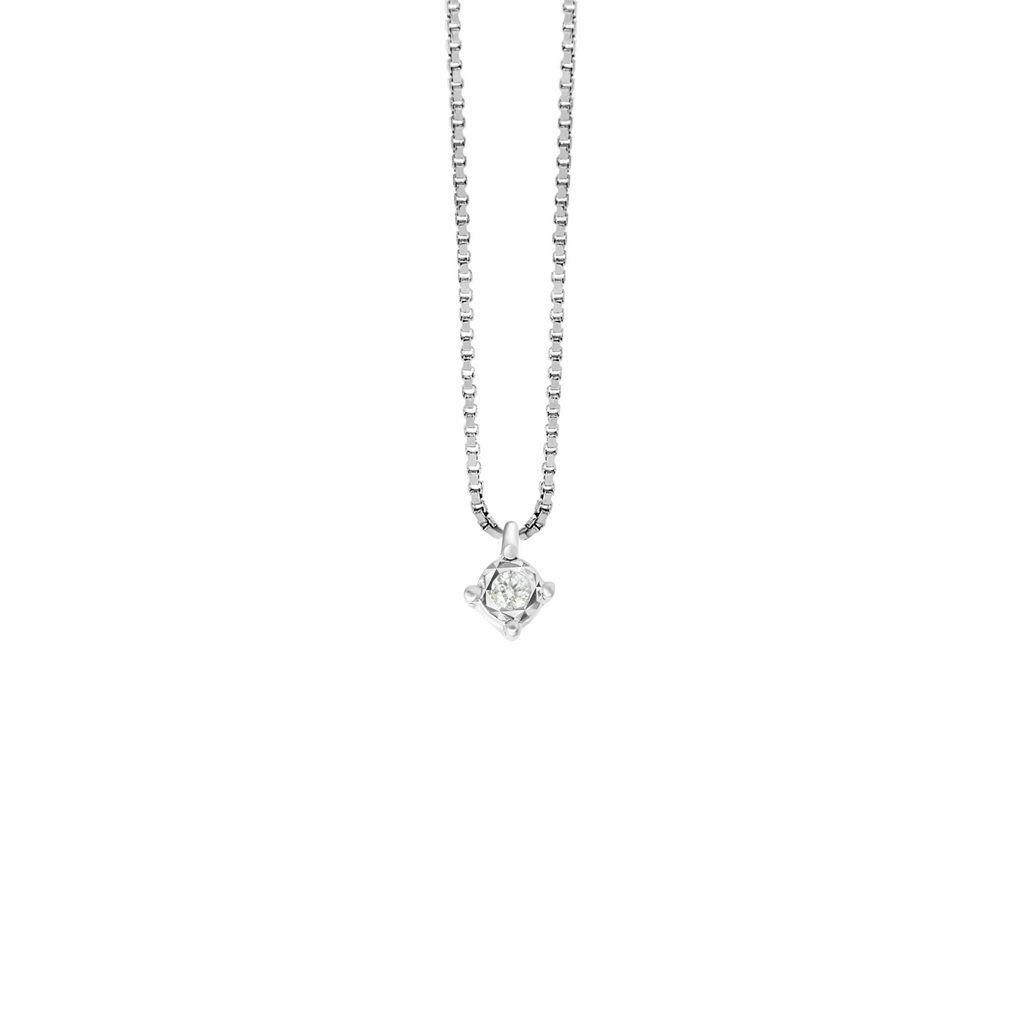 GIROCOLLO MOMENTI CLASSIC diamante KT 0.02