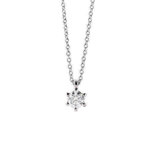 "Collier ""Punto Luce"" Alfieri & St.John con diamante"